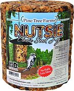 Pine Tree Nutsie Classic Seed Log