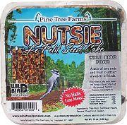 Pine Tree Nutsie Lepetit Cake