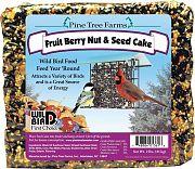 Pine Tree Seed Cake