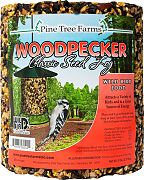 Pine Tree Woodpecker Classic Seed Log