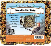 Pine Tree Woodpecker Seed Cake