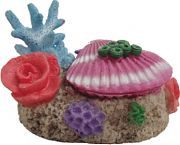Poppy Aerating Reef Clam Pink 5x4x4