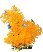 Poppy Bushy Ambuila Aquarium Plant Orange 12  Inch