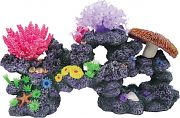 Poppy Coral Reef Formation 15x6x8
