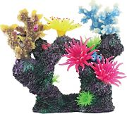 Poppy Coral Reef Formation 8x4x7