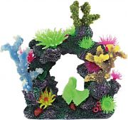 Poppy Coral Reef Formation 8x4x9