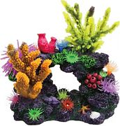 Poppy Coral Reef Formation 8x5x8