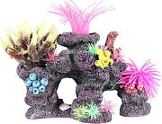 Poppy Coral Reef Formation 9x5x8