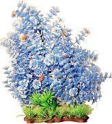 Poppy Extra Wide Bushy Ambulia Aquarium Plant Blue 16 Inch