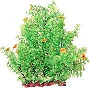 Poppy Extra Wide Bushy Ambulia Aquarium Plant Dark Green 16 Inch
