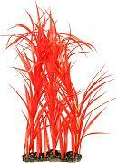 Poppy Freestanding Aquarium Plant Red 24 Inch