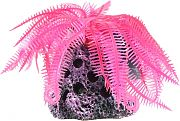 Poppy Hairy Soft Coral Aerator Pink