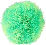 Poppy Moss Ball Light Green 4.75 Inch