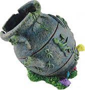 Poppy Sunken Aztec Urn