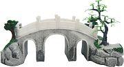 Poppy Sunken Cement Bridge 13x6x5