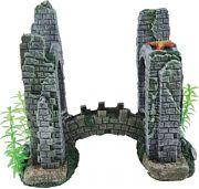 Poppy Sunken Double Arch Bridge 9x4x8