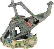 Poppy Sunken Helo Chopper 7x5x8