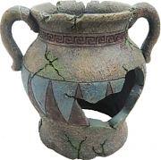 Poppy Sunken Round Clay Pot