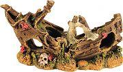 Poppy Sunken Shipwreck 11x4x6