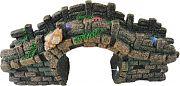 Poppy Sunken Stone Bridge Brown 11x4x5