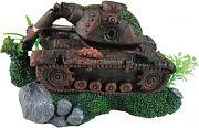 Poppy Sunken Wwii Tank 8x4x4