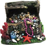 Poppy Underwater Treasure Chest 6x5x5