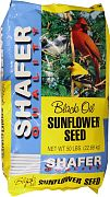 Shafer Seed Sunflower Seed 100% Oil Bci Gen 50lb