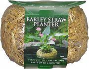 Summit Responsible Solution Barley Straw Planter Natural Medium