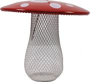 Sweet Corn Products Mushroom Mesh Bird Feeder