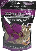 Unipet USA Mealworm & Berry To Go
