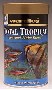 Wardley Advanced Nutrition Tropical Flakes 7oz