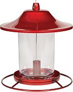 Woodstream Panorama Feeder Red 2 Pound