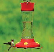 Woodstream Pinch Waist Hummingbird Feeder