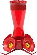 Woodstream Plastic Pinch Waist Hummingbird Feeder