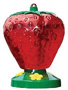 Woodstream Strawberry Hummingbird Feeder