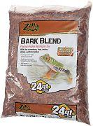 Zilla Bark Blend Reptile Bedding & Litter Brown 24 Quart