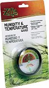 Zilla Gauge Humidity Temperature Dial