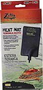 Zilla Heat Mat Terrarium Mini Heater Black 1-5 Gallon