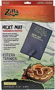 Zilla Heat Mat Terrium Medium Heater Black 30-40gal