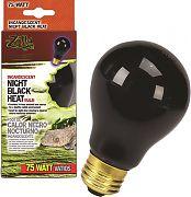 Zilla Night Black Heat Inc Bulb 75 Watt