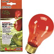 Zilla Night Red Heat Inc Bulb 100 Watt