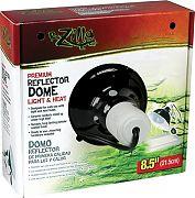 Zilla Premium Reflector Dome 5.5in Black
