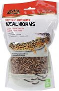 Zilla Reptile Munchies Mealworms 3.75 Ounce