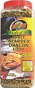 Zoo Med Adult Bearded Dragon Food 20 oz