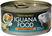 Zoo Med Adult Iguana Food Canned