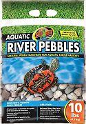 Zoo Med Aquatic River Pebbles For Aquatic Turtles 10 Pound