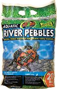 Zoo Med Aquatic River Pebbles For Aquatic Turtles 20 Pound