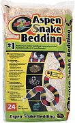 Zoo Med Aspen Snake Bedding 24 Quart