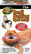 Zoo Med Basking Spot Lamp 75 Watt