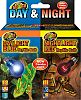 Zoo Med Day/Night Light Combo Pack 60 Watt